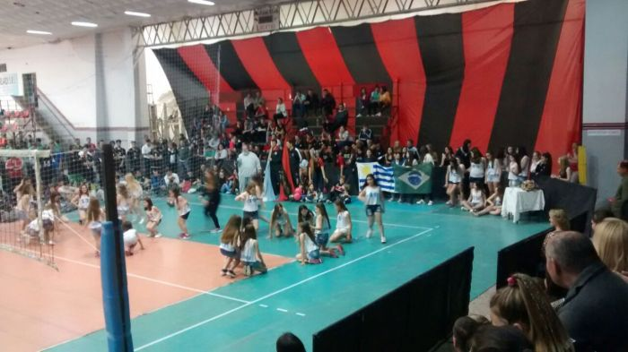 Voley en total Libertad